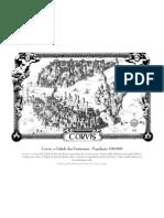 D20 - A Trilogia Do Fogo Das Bruxas - Mapa de Corvis