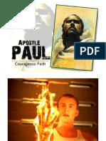 Ppt Paul Courageous Faith