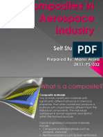 Composites in Aerospace Industry