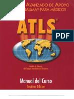 ATLS Apoyo Vital Avanzado en Trauma Para Mdicos