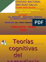 TEORIAS DE BRUNER
