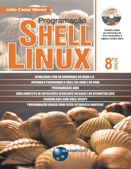 Livro programao em shell linux 8 edio julio cezar neves fandeluxe Choice Image
