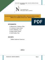 Informe Tecnologia y Medio Ambiente