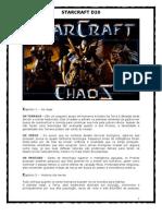 D20 - Starcraft