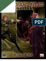 D20 Modern - Blood & Relics