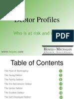 Debtor Profiles