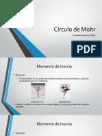 Esfuerzo Plano y Circulo de Mohr_final