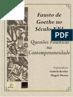 Fausto de Goethe e a Contemporaneidade