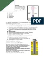 Tipos de Tubería de Revestimiento.docx