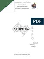 3psicrometria Pedro Martinez