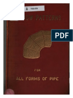 Elbow Patterns for All Forms of Pipe - Fred Smith Kidder