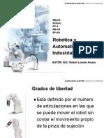 Robótica y Automatización Industrial