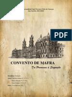 Convento de Mafra_MarianSabino_SóniaAlmeida_SóniaCunha
