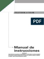 Tv Samsung Slimfit Cl21z30mq - Manual