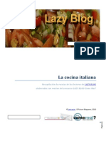 La Cocina Italiana