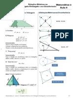 semana-9-1ª-correção-Mat-02-Relações-Métricas-no-Triângulo-Retângulo-e-na-Circunferência