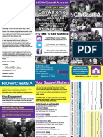 NOWCastSA Membership Brochure