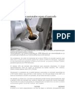 Articulo Sobre Lubricantes ENERGY PRESS