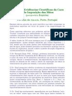 Luis de Almeida - Estudos e Evidencias Cientificas Da Cura Pela Imposicao Das Maos
