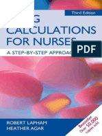 38630133 Drug Calculations for Nurses a Step by Step Approach