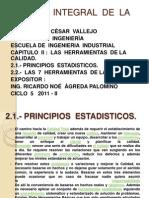 Gestion Integral de La Calidad Capitulo 2 Ucv