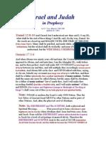 Israel and Judah in Prophecy
