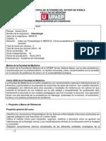 guia de aprendizaje- Infectología OTOÑO 2013