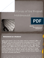 Fabulous Stories of the Prophet Mohammad