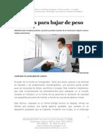 Bajar de Peso Con Hipnosis Colombiana