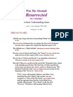 The Resurrection of Messiah Yahshua