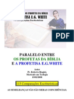 115 Comparações Bíblicas Entre E.G.White e os Profetas
