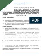 44435441 CONTRATO de PRESTAMO Con Interes y Garantia Prendaria
