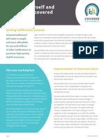 covered ca fact sheet - individual