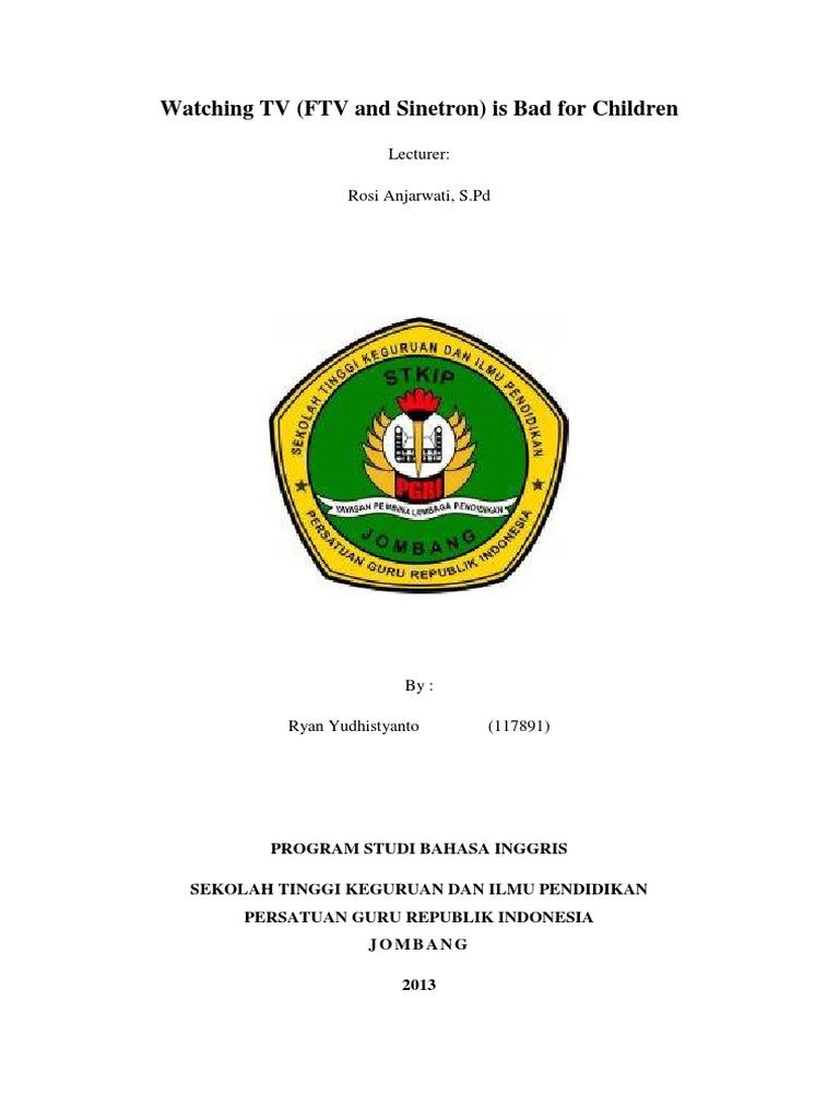 Editor for dissertation