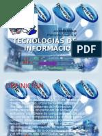 tecnologias de informacion