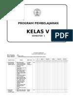 Program Semester Kelas V_2