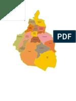 mapa del d.f.