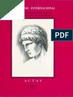 Instituto de Estudos Clássicos - As Humanidades Greco-Latinas e a Civilização do Universal (1988)