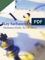 Ley Sarbanes Oxley SOA Español Deloitte