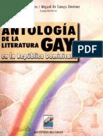62283054 Melida Garcia M de Camps Eds Antologia de La Literatura Gay Dominicana 2004
