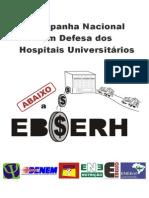 Campanha Em Defesa Dos HUs - Cartilha e Manifesto