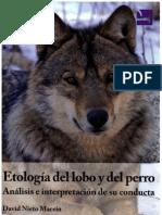 9.Etologia El Lobo Y Del Perro