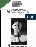 Mastronardi, Carlos - El movimiento de Martín Fierro