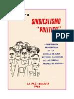 Sindicalismo político_Lora