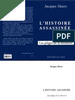 Jacques_Heers - L'histoire_assassinée