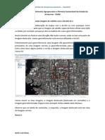 Tutorial - Georreferenciamento de Imagem Com ArcGIS 10.1