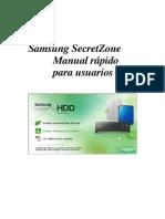 SPA_Samsung SecretZone Quick Manual Ver 2.0