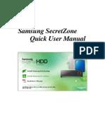 ENG_Samsung SecretZone Quick Manual Ver 2.0