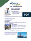 Lernen Sie Englisch Online