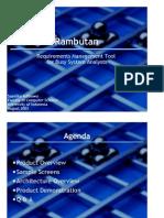 Rambutan - Slides 1pp